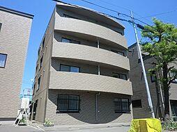 北海道札幌市中央区北7条西23丁目の賃貸マンションの外観