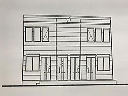 三田アパート[2階]の外観