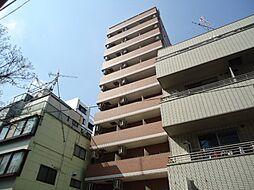 サンパティーク新丸子[7階]の外観