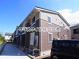 神奈川県川崎市麻生区下麻生3丁目の賃貸アパートの外観