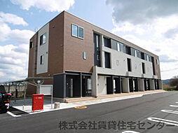 JR阪和線 紀伊駅 バス10分 中黒北下車 徒歩5分の賃貸アパート