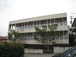 長野県長野市大字長野岩石町の賃貸マンションの外観