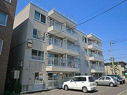 札幌市営東豊線 新道東駅 徒歩13分の賃貸マンション