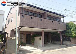 ヨコチ105[2階]の外観