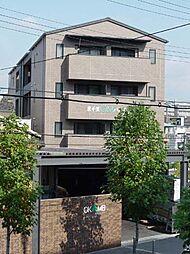 東千里OMパレス3[4階]の外観