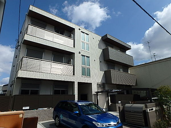 Le Amie 2階の賃貸【兵庫県 / 尼崎市】