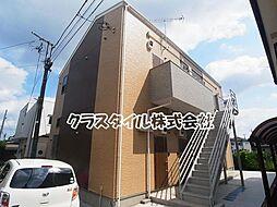 神奈川県相模原市南区古淵4の賃貸アパートの外観