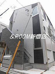 (仮称)プラチナテラス新宿若松町[206号室]の外観