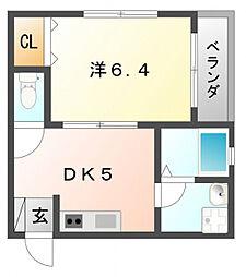 PUCHI HOUSE[3階]の間取り