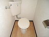 トイレ,1K,面積26.4m2,賃料3.0万円,JR常磐線 水戸駅 徒歩15分,,茨城県水戸市城東1丁目7番地