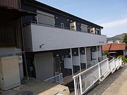 岐阜県各務原市那加東亜町の賃貸アパートの外観