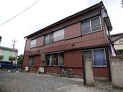 JR京浜東北・根岸線 蕨駅 バス11分 上青木交番下車 徒歩5分の賃貸アパート