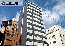 Dimus栄[8階]の外観