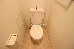 パレ阪栄橋のトイレ