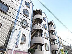 大阪府寝屋川市高宮栄町の賃貸マンションの外観