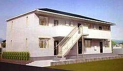 新築片野ハイツ[2階]の外観