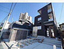 埼玉県川口市川口の賃貸マンションの外観