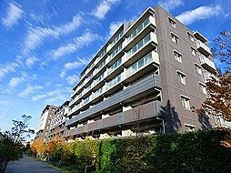 大阪府茨木市東中条町の賃貸マンションの外観