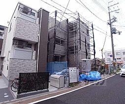 近鉄京都線 伏見駅 徒歩9分の賃貸アパート