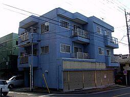埼玉県さいたま市浦和区瀬ヶ崎2丁目の賃貸マンションの外観