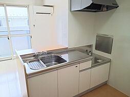 アルクの使いやすいキッチンです
