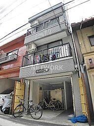 京都府京都市中京区西ノ京勧学院町の賃貸マンションの外観