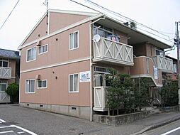 新潟県新潟市北区白新町2丁目の賃貸アパートの外観
