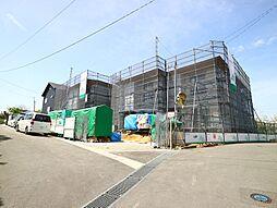 [テラスハウス] 福岡県宗像市土穴3丁目 の賃貸【/】の外観
