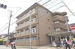 マメゾンちかふじ[2階]の外観