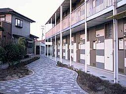 千葉県市川市曽谷1丁目の賃貸マンションの外観