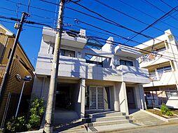 アメニティコウヤマ第11ガーデン[1階]の外観