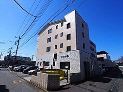 マンション桜[202号室]の外観