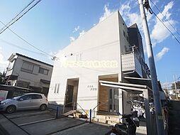 神奈川県伊勢原市桜台2の賃貸アパートの外観