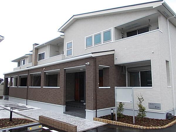 京都府京都市伏見区淀生津町の賃貸アパートの外観