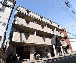 京都府京都市上京区桐木町の賃貸マンションの外観