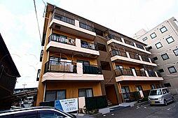 グリーンコーポM&C[4階]の外観