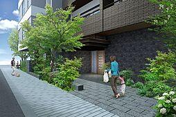 マストクレリアン勝どき[10階]の外観