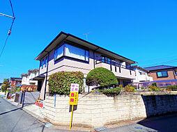 東京都西東京市緑町2丁目の賃貸アパートの外観