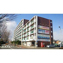 岐阜県住宅供給公社穂積別府住宅[307号室]の外観