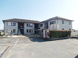 和歌山県岩出市根来の賃貸アパートの外観