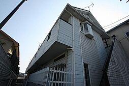 広島県福山市草戸町3丁目の賃貸アパートの外観