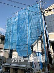 神奈川県相模原市中央区淵野辺3丁目の賃貸アパートの外観