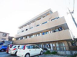東京都足立区南花畑3丁目の賃貸マンションの外観