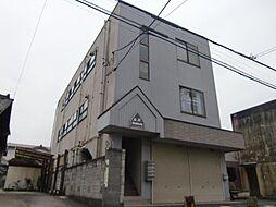 埼玉県さいたま市北区東大成町2丁目の賃貸アパートの外観