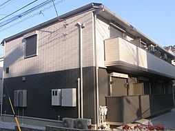 グレイスバレー永田東[2階]の外観