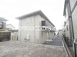 [テラスハウス] 神奈川県座間市立野台1丁目 の賃貸【/】の外観