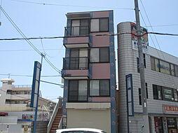 阪神本線 青木駅 4階建[401号室]の外観