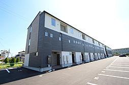 JR山陽本線 庭瀬駅 徒歩8分の賃貸アパート