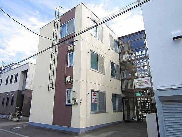 ハイム32 3階の賃貸【北海道 / 札幌市北区】
