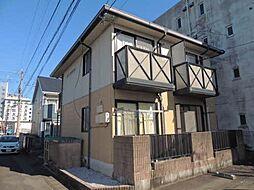 宮崎県宮崎市青島2丁目の賃貸アパートの外観